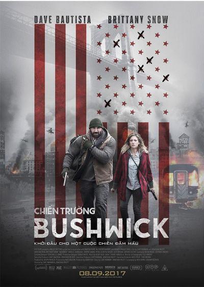 9933 - Bushwick (2017) - Chiến Trường Bushwick