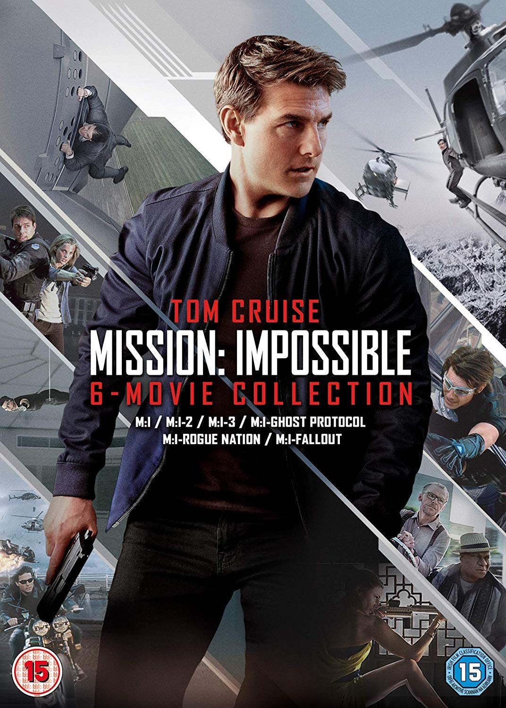 111 - Mission Impossible - Nhiệm Vụ Bất Khả Thi