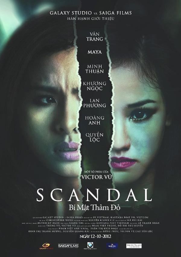 122 - Scandal - Bí Mật Thảm Đỏ