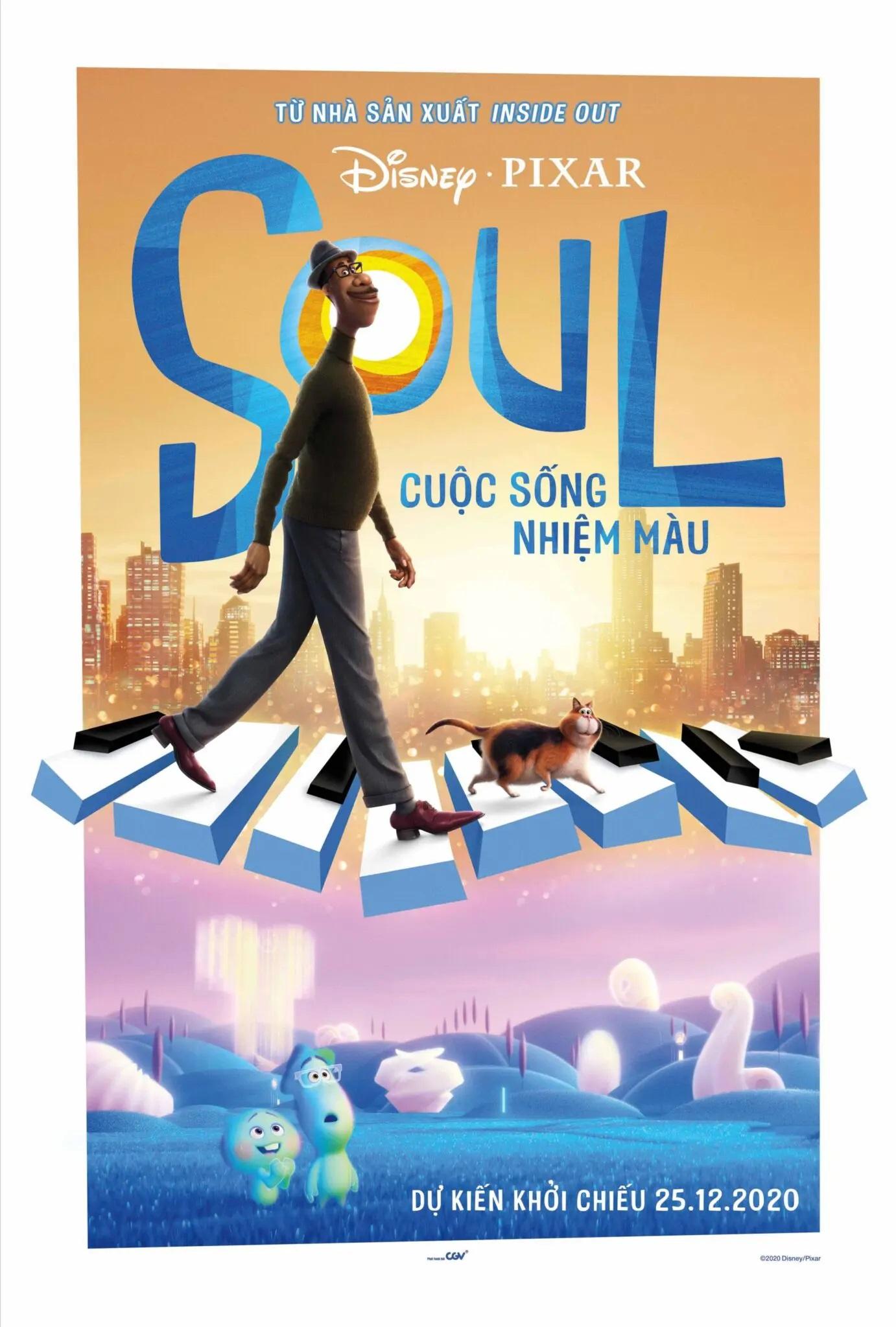 335 - Soul 2020 - Cuộc Sống Nhiệm Màu