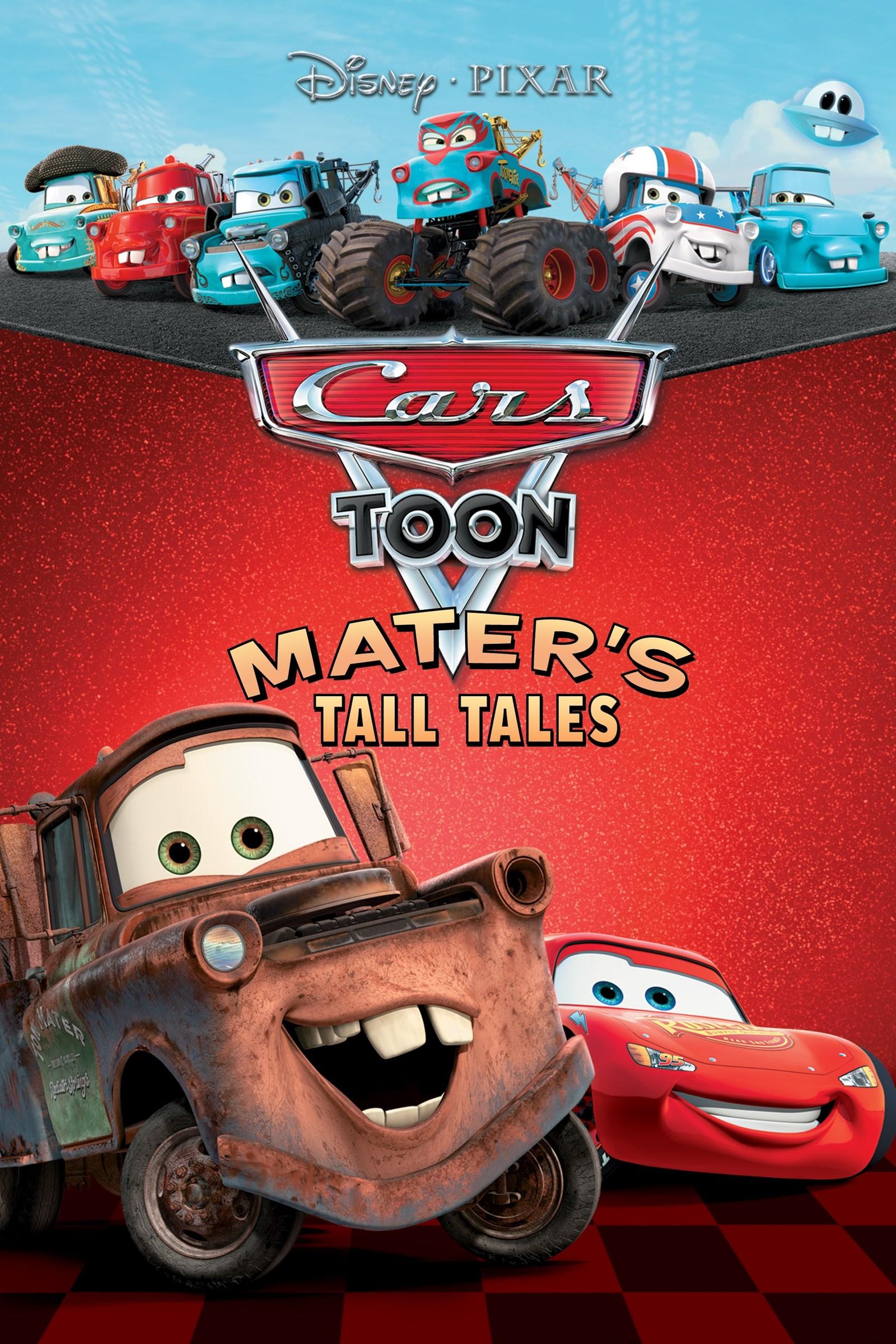 6661 - Cars Toons Mater's Tall Tales (2010) Vương Quốc Xe Hơi Mater Chém Gió