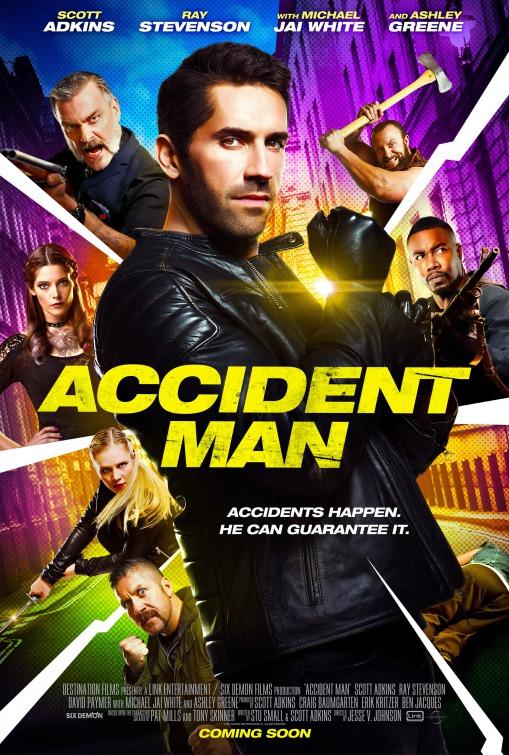 9713 - Accident Man (2018) Kẻ Ám Sát