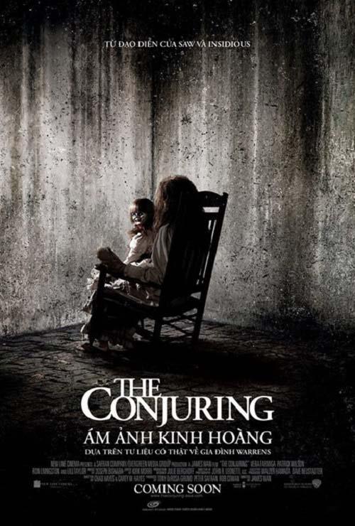 8852 - The Conjuring (2013) Ám Ảnh Kinh Hoàng