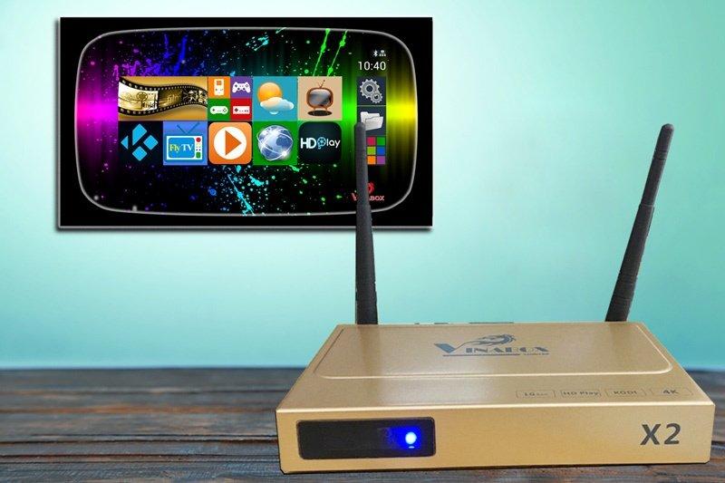 Vinabox X2 Chiếc Android Tv Box Giá Rẻ Nhất Nhưng Có Tính Ổn Định Cao