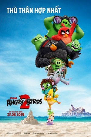 228 - The Angry Birds Movie 2019