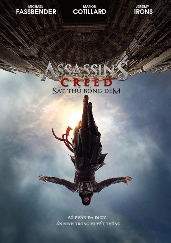 225 - Assassin's Creed 2019 - Sát Thủ Bóng Đêm
