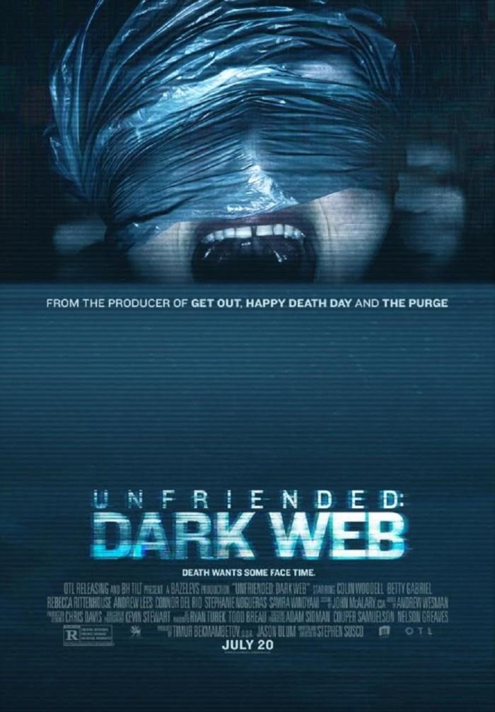 21 - Unfriended 2 - Dark Web 2018 - Web Đen