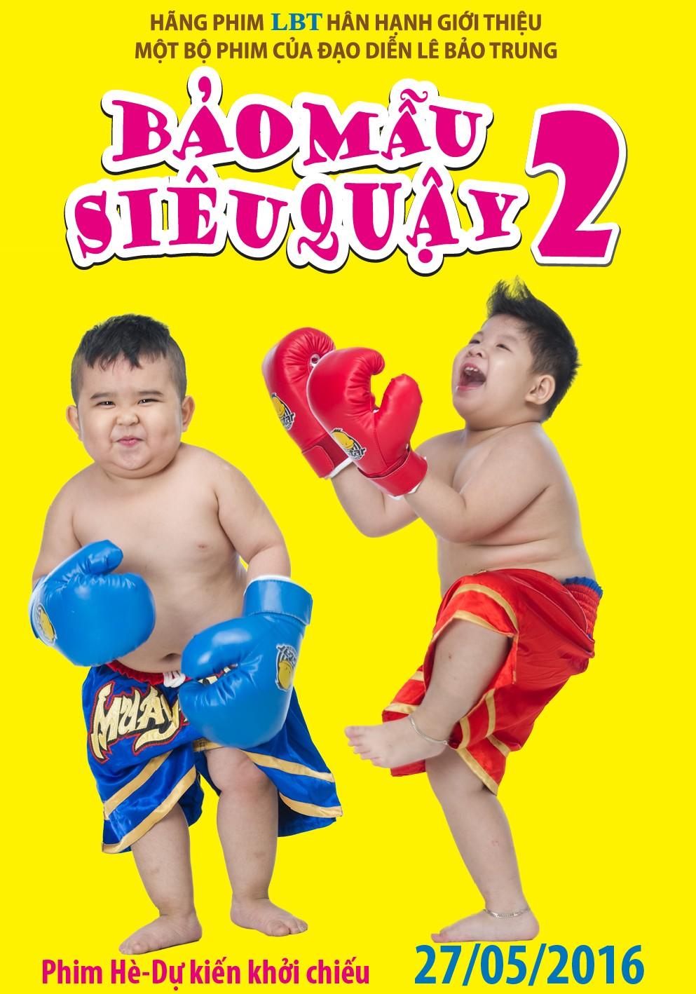4420 - Bao Mau Sieu Quay 2 (2016)