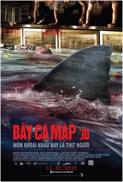 8805 - Bait (2012) - Bẫy Cá Mập