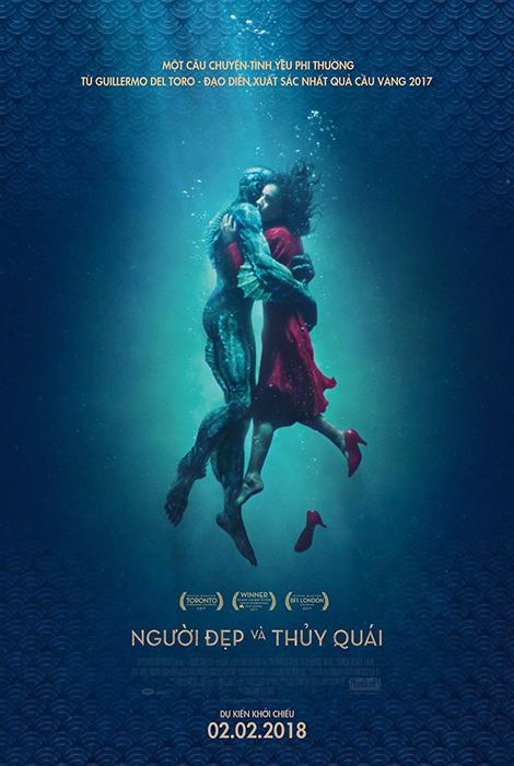 7760 - The Shape of Water (2017) Người Đẹp Và Thủy Quái