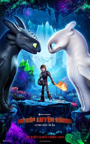 50 - Bí Kíp Luyện Rồng 3 - Vùng Đất Bí Ẩn 2019