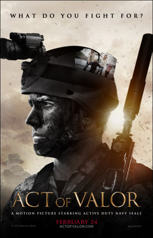 254 - Act of Valor 2019 - Biệt Đội Người Nhái
