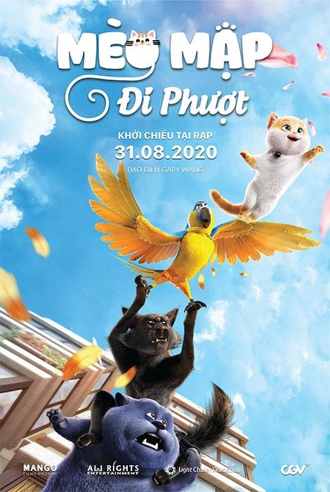183 - Cats And Peachtopia 2019 - Mèo Mập Đi Phượt