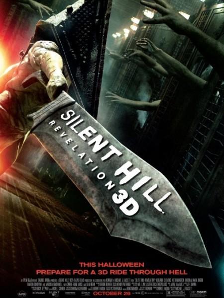 8543 - CHÌA KHÓA CỦA QUỶ - Silent Hill: Revelation 3D (2012 )