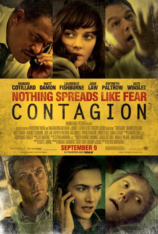 278 - Contagion 2020 - Sự Truyền Nhiễm