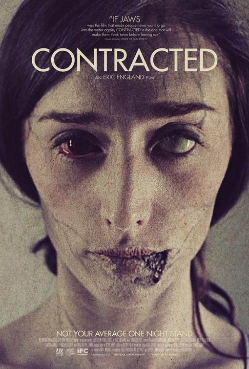 8818 - Contracted (2013) - Căn Bệnh Quái Ác 1