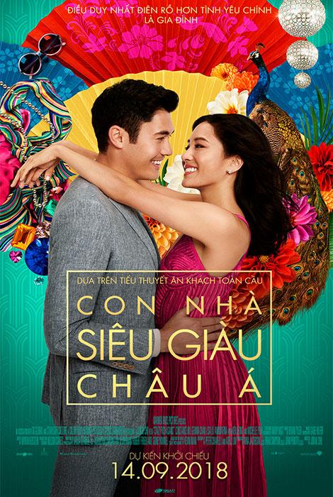 51 - Crazy Rich Asians 2018 - Con Nhà Siêu Giàu Châu Á