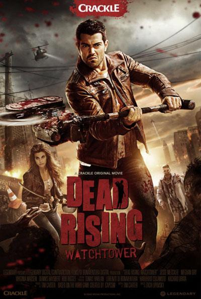 8839 - Dead Rising Watchtower (2015) Xác Sống Khu Cách Ly