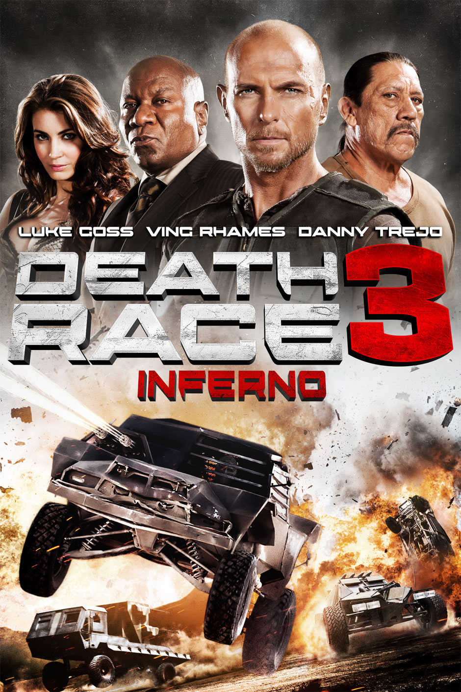 9019 - Cuộc Đua Tử Thần 3-Death Race Inferno