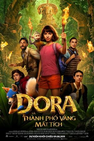 241 - Dora And The Lost City Of Gold 2019 - Dora Và Thành Phố Vàng Mất Tích
