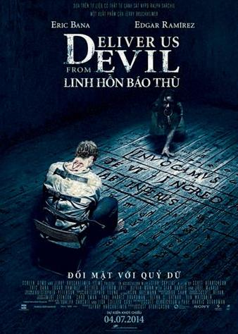8804 - Deliver us From Evil (2014) - Linh Hồn Báo Thù