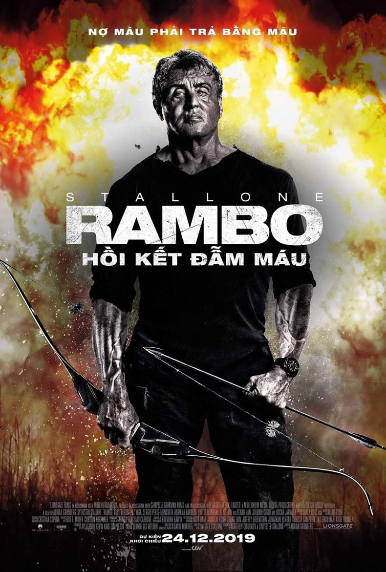 246 - Rambo 2019 Hồi Kết Đẫm Máu