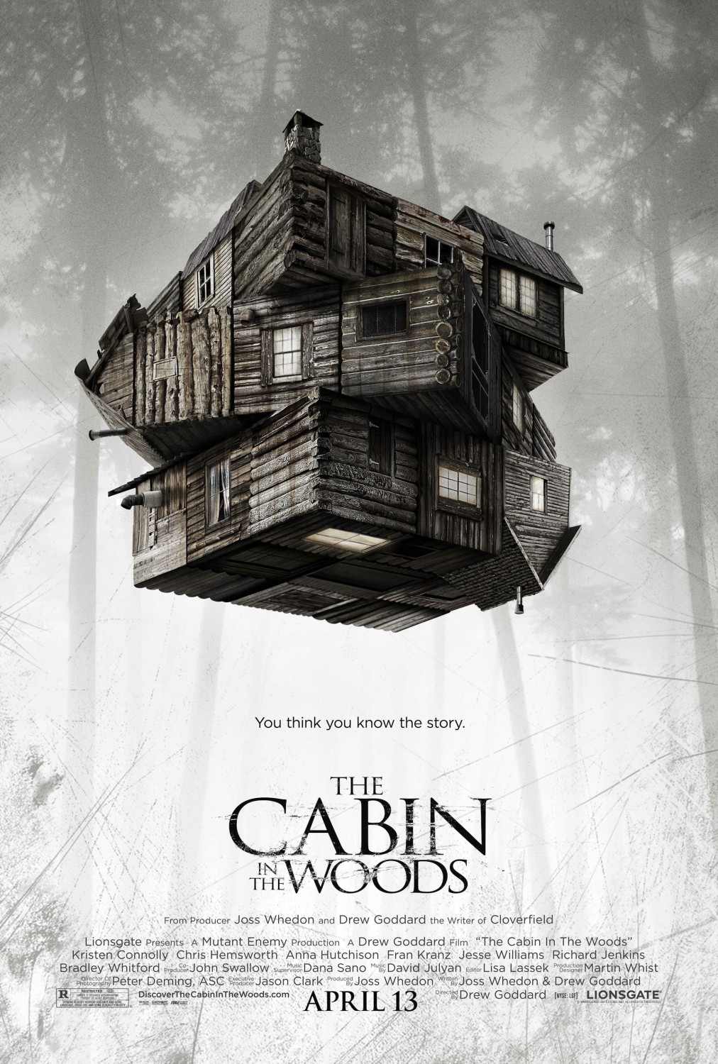 167 - The Cabin In The Woods 2019 - Căn Nhà Gỗ Trong Rừng