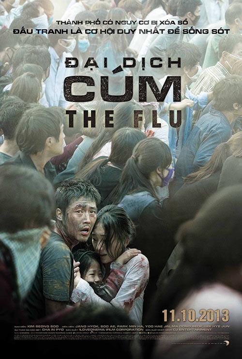 7502 - The Flu (2013) Đại Dịch Cúm