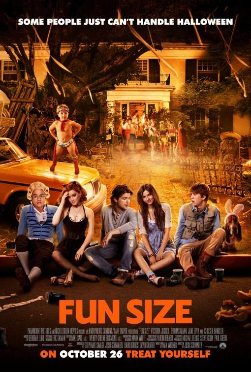 8785 - Đêm Halloween đáng nhớ - Fun Size (2012)