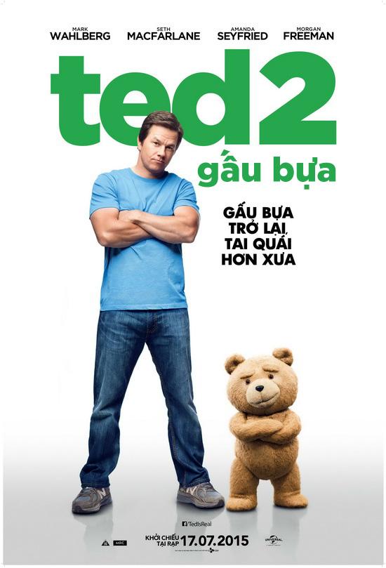 5554 - Hài - Ted 2 - Gấu Bựa 2