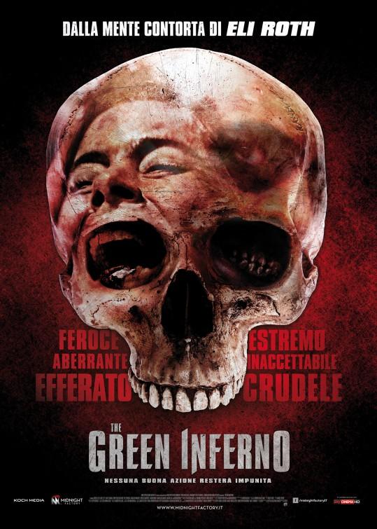 8826 - The Green Inferno (2015) - Địa Ngục Chốn Rừng Xanh