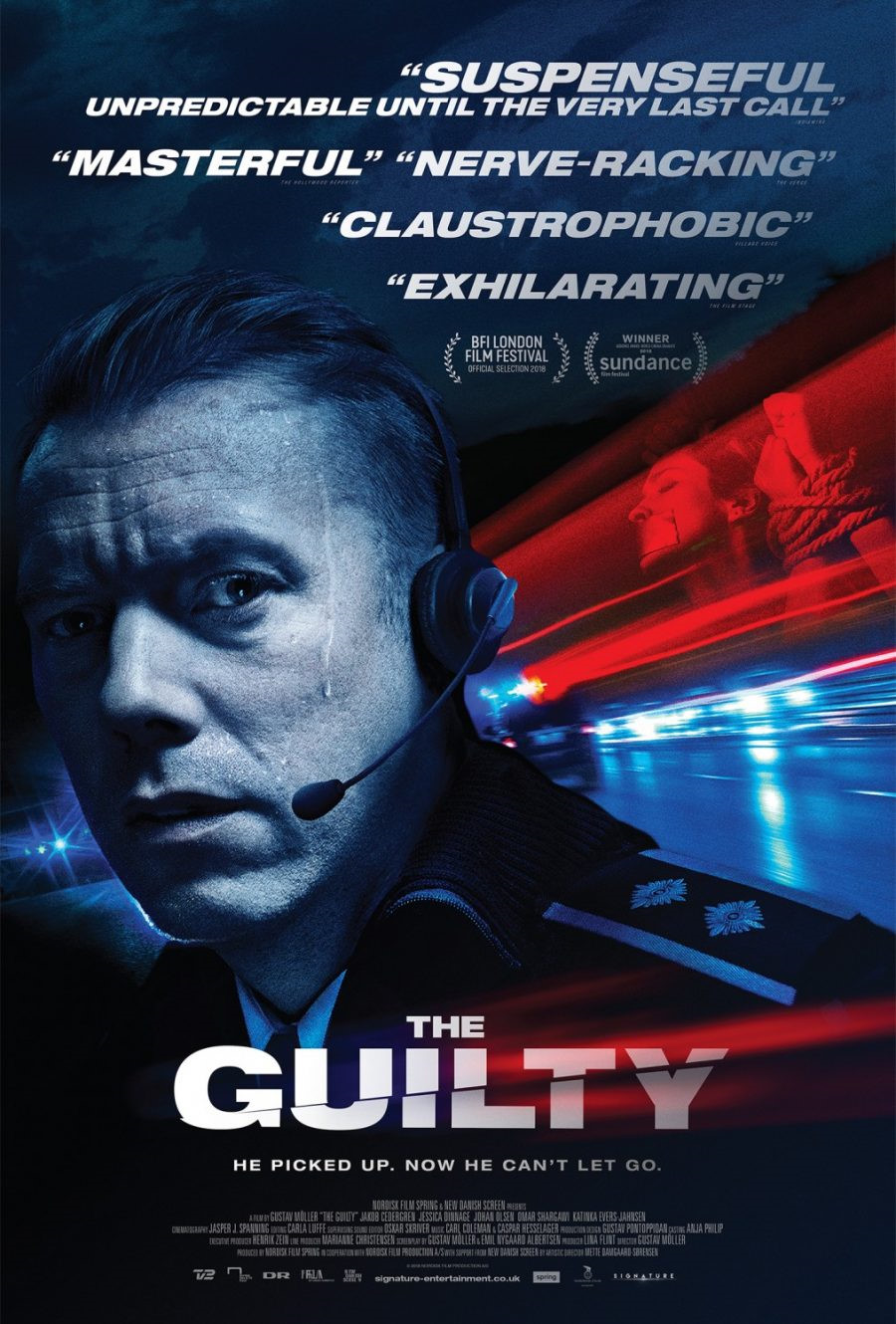128 - The Guilty 2019 - Tội Lỗi