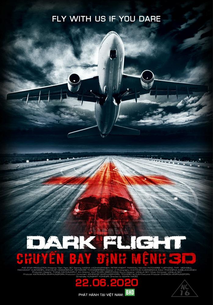 151 - 407 Dark Flight 2019 - Chuyến Bay Định Mệnh