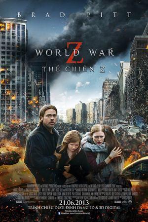 8829 - World War Z (2013) - Thế Chiến Z