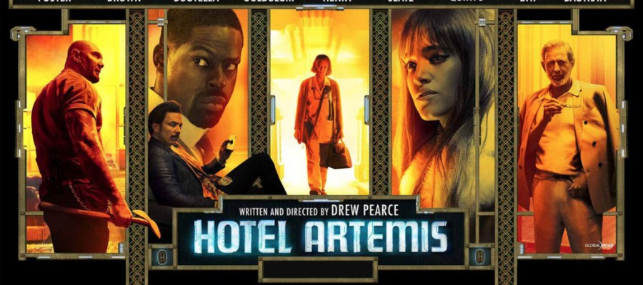2538 - Hotel Artemis (2018) - Khách Sạn Tội Phạm HDBOX VN