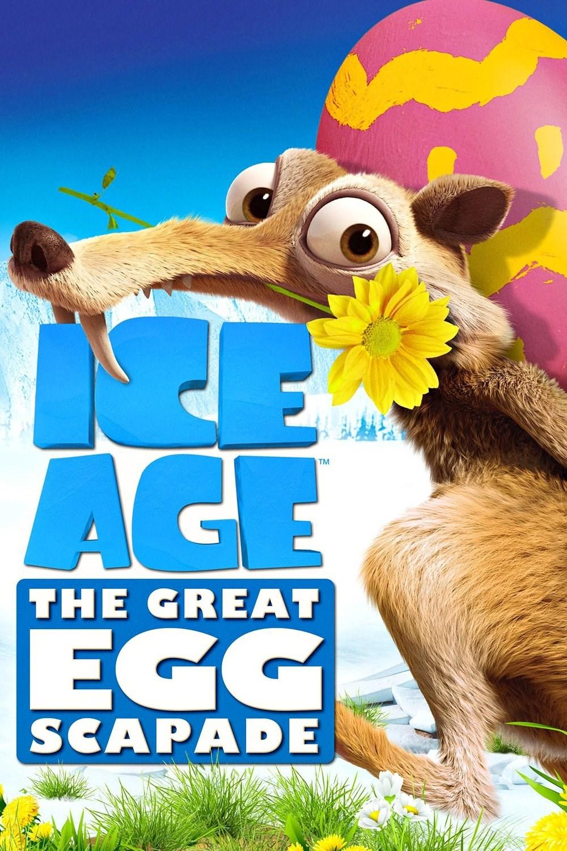 6654 - Ice Age The Great Egg Scapade (2016) - Kỷ Băng Hà : Cuộc Săn Trứng Phục Sinh