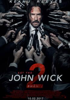 9989 - John Wick: Chapter 2 (2017) – Sát Thủ John Wick 2
