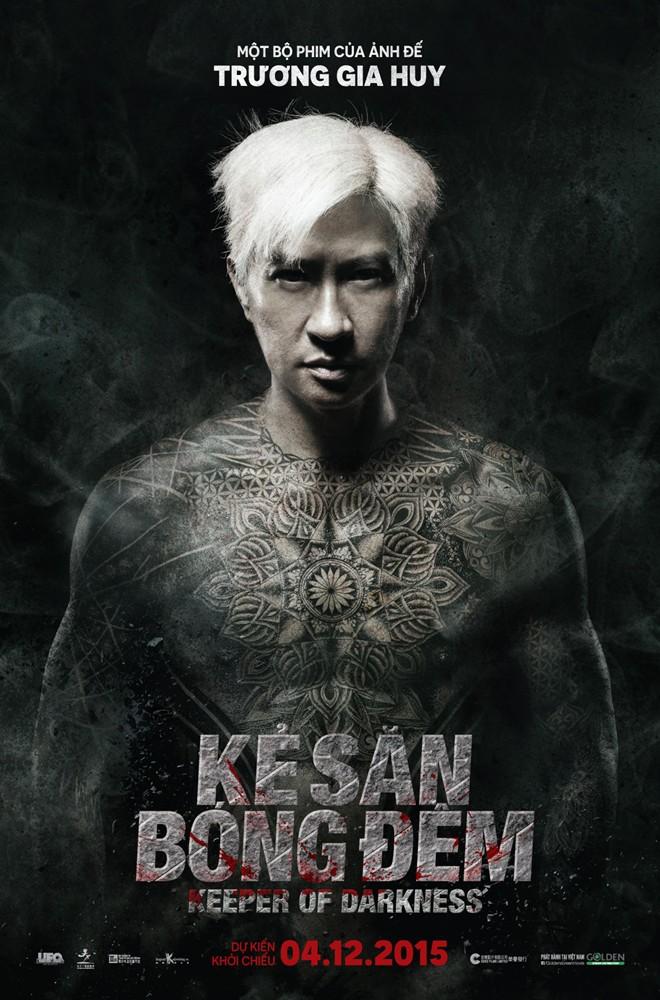 8828 - Keeper of Darkness (2015) - Kẻ Săn Bóng Đêm