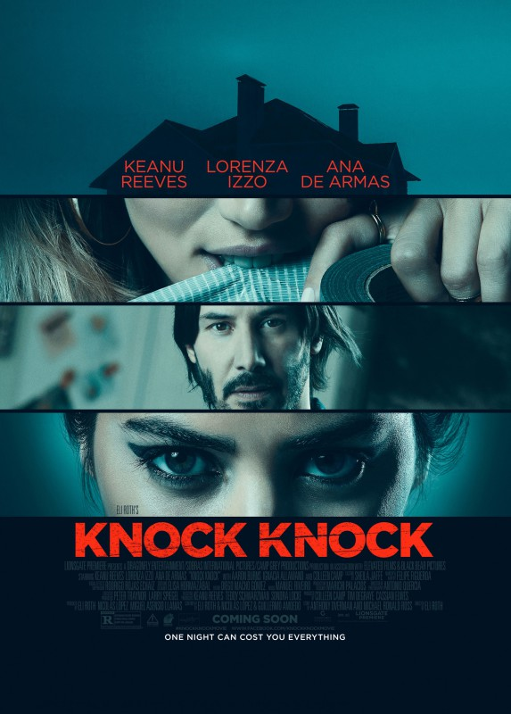 8830 - Knock Knock (2015) - Gái Xinh Gõ Cửa