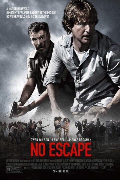 2681 - No Escape - Không Lối Thoát