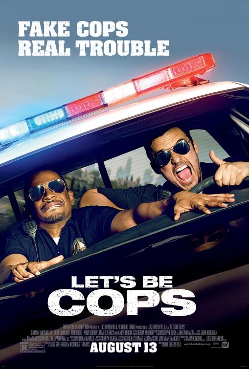 5525 - Let's Be Cops (2014) - Liều Làm Cớm