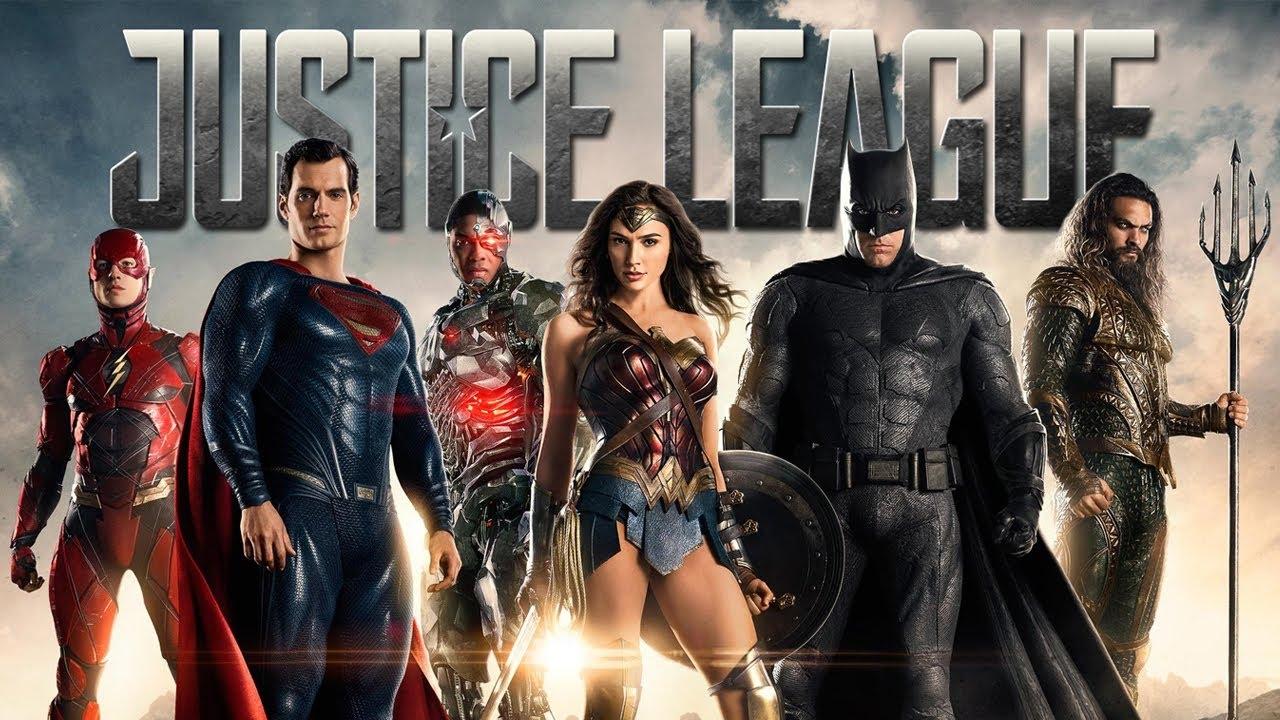 9886 - Justice League (2017) Liên Minh Công Lý