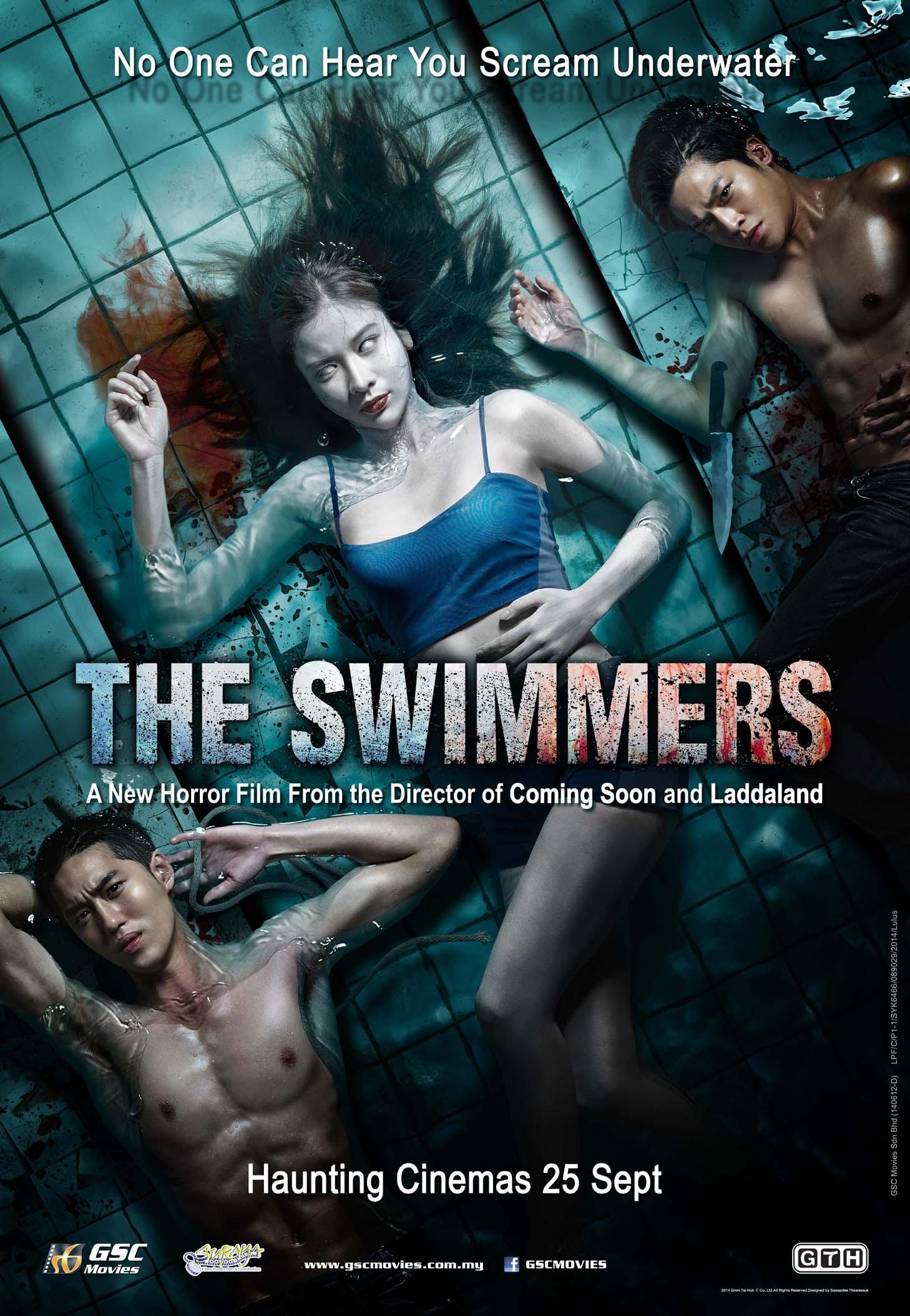 8858 - The Swimmers (2014) Bí Ẩn Tại Hồ Bơi