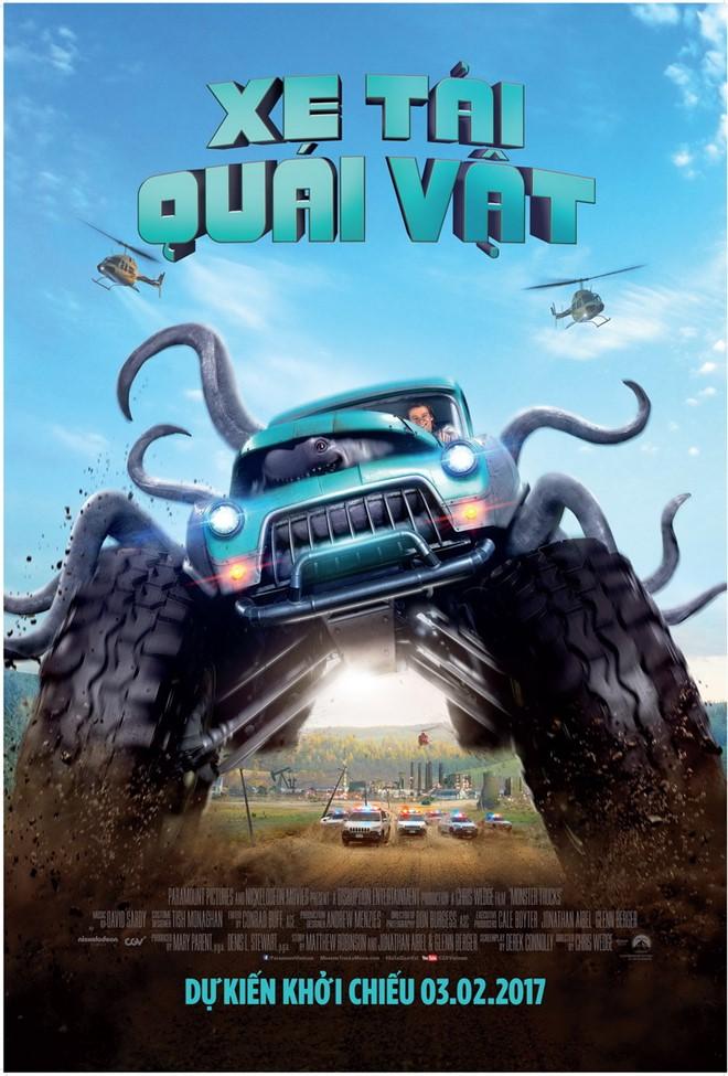 9234 - Monster Trucks - Xe tải quái vật (2017)