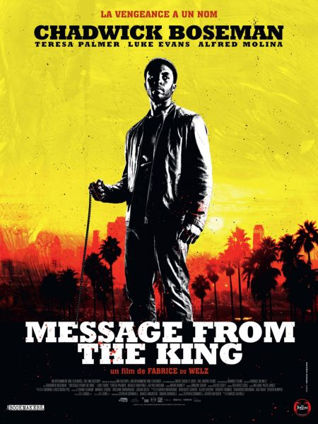 9950 - Message from the King (2017) - THÔNG ĐIỆP TỪ NHÀ VUA