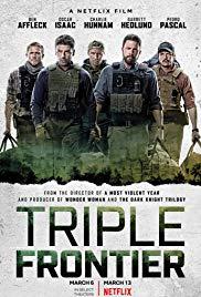 55 - Triple Frontier 2019 - Băng Cướp Bất Đắc Dĩ