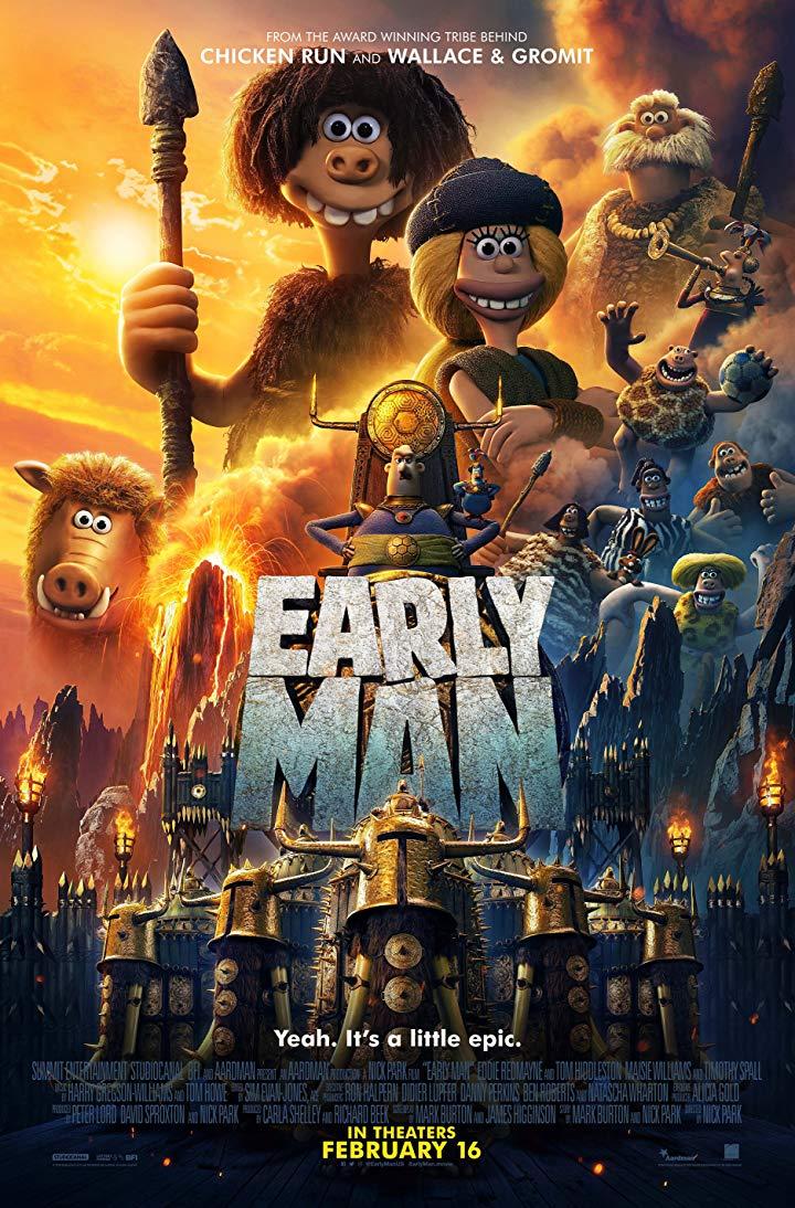 6024 - Ngôi Làng Tiền Sử - Early Man 2018