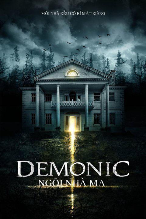 8806 - Demonic (2015) - Ngôi Nhà Ma