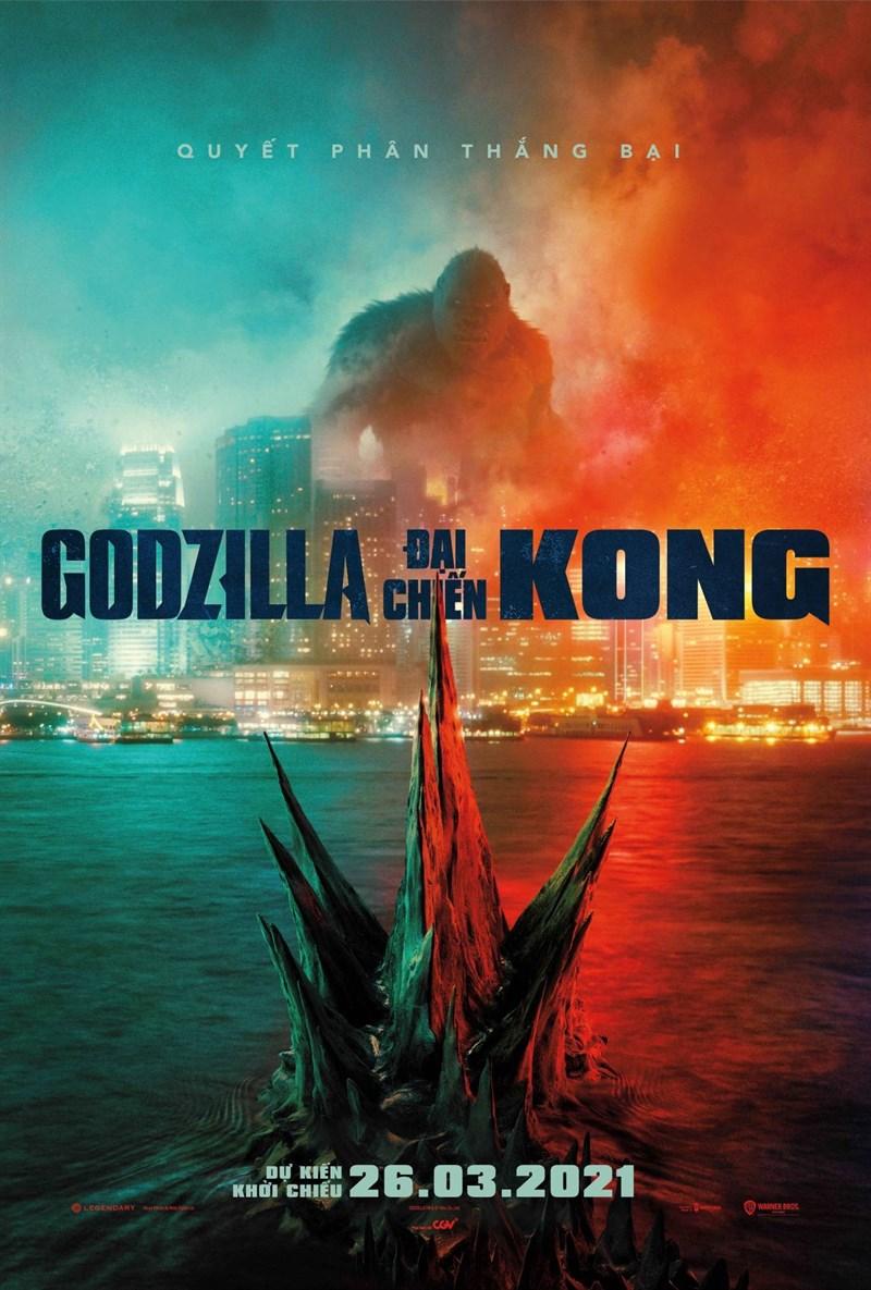 345 - Godzilla Đại Chiến Kong 2021