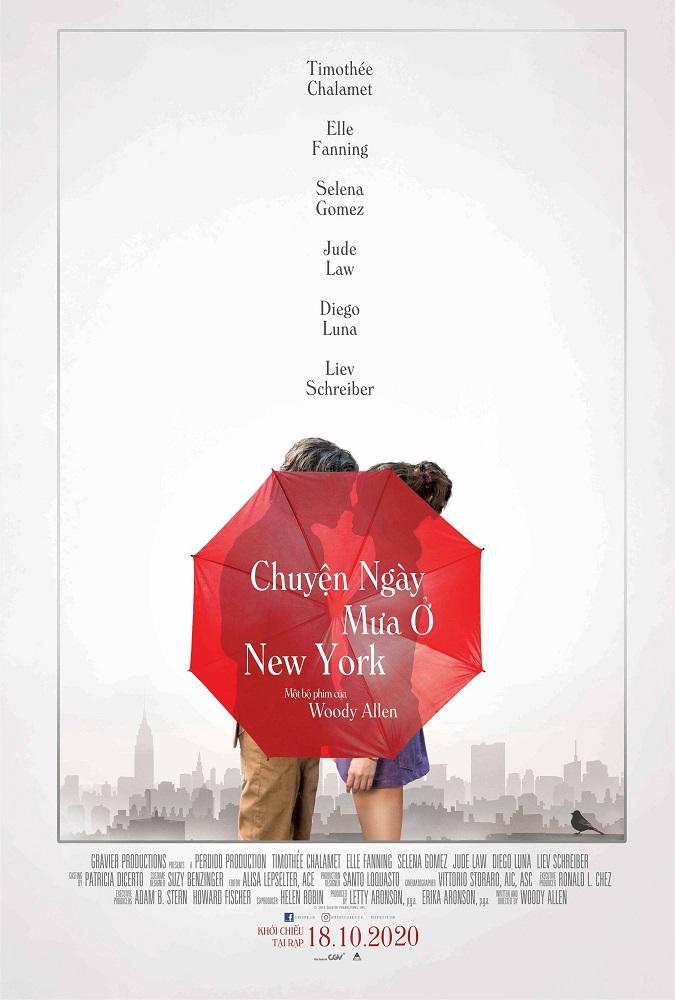 285 - A Rainy Day in New York 2020 - Chuyện Ngày Mưa Ở New York